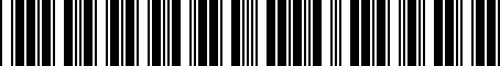 Barcode for 588250R010