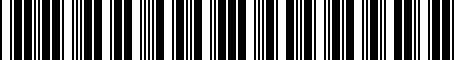 Barcode for PT39235120