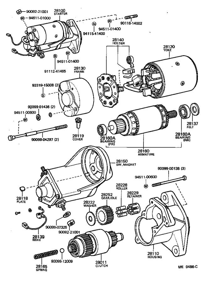 1981 toyota 22r engine diagram